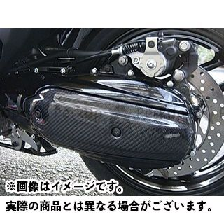 モトサービスマック TMAX500 スプロケット関連パーツ ドライブカバー(カーボン)【KICKS X rated】
