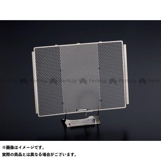 送料無料 エッチングファクトリー GSX-S1000 GSX-S1000F ラジエター関連パーツ GSX-S1000/F(15~)用 ラジエターコアガード 緑エンブレム