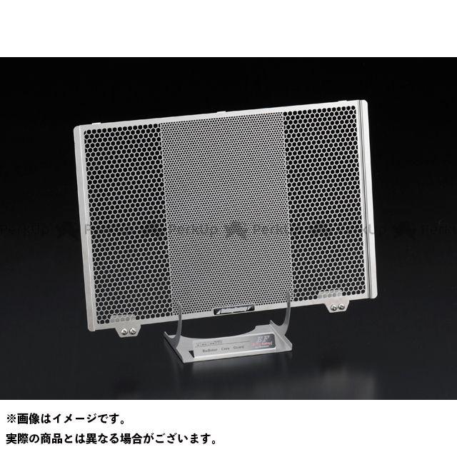 送料無料 エッチングファクトリー MT-09 ラジエター関連パーツ MT-09用 ラジエターコアガード 青エンブレム