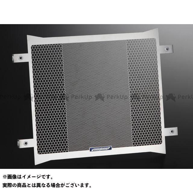 エッチングファクトリー ETCHING FACTORY ラジエター関連パーツ 冷却系 エッチングファクトリー VMAX V-MAX(96~08)用 ラジエターガード 青エンブレム ETCHING FACTORY