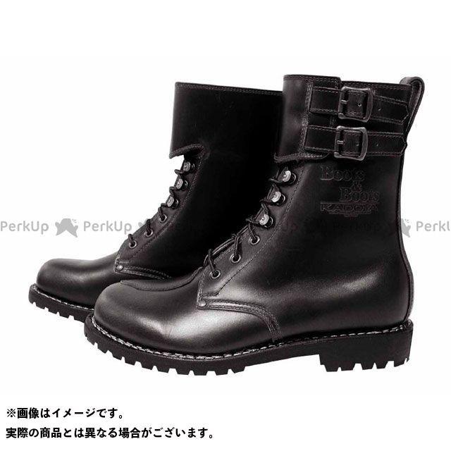 KADOYA K'S/BOOTS&BOOTS No.4002 KA-VOGEL ブラック 24.5cm カドヤ