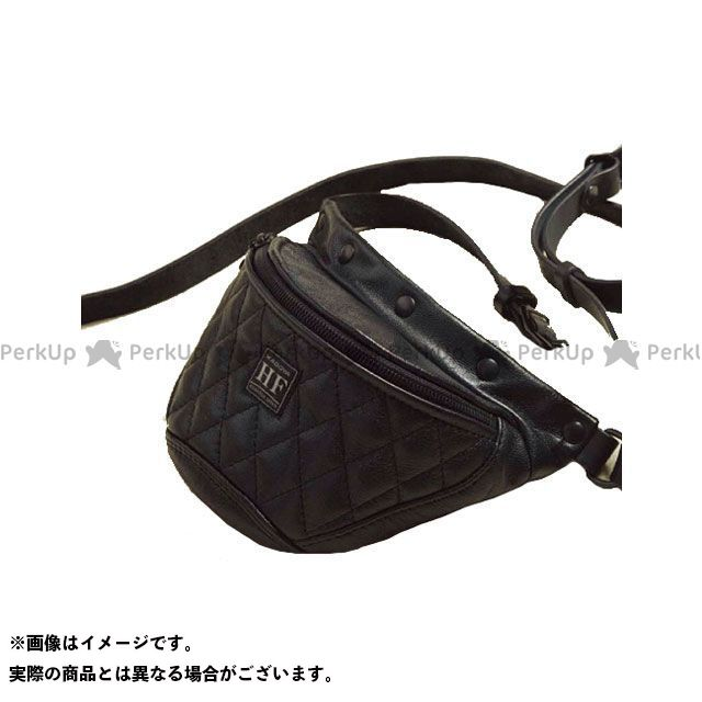 KADOYA カドヤ ツーリング用バッグ HEAD FACTORY No.8494 HFG/WAIST BAG GS-PTD(ブラック) L