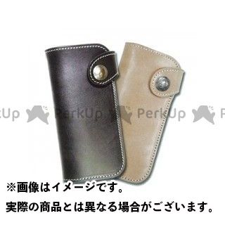 KADOYA カドヤ No.8851 KADOYA ORIGINAL SADDLE WALLET(L) ブラック