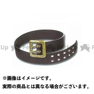 【エントリーで更にP5倍】KADOYA No.8861 K'S LEATHER W-PIN BELT(B)(ブラック) サイズ:LL/34-38インチ カドヤ