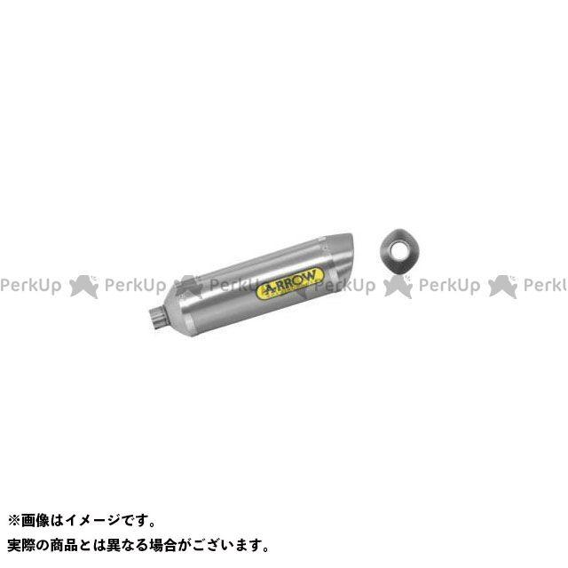 125 | THUNDER ALUMINIUM 4T, アロー FOR HOMOLOGATED ARROW MID-PIPE GPR 4V 51505AO DERBI SILENCER 10