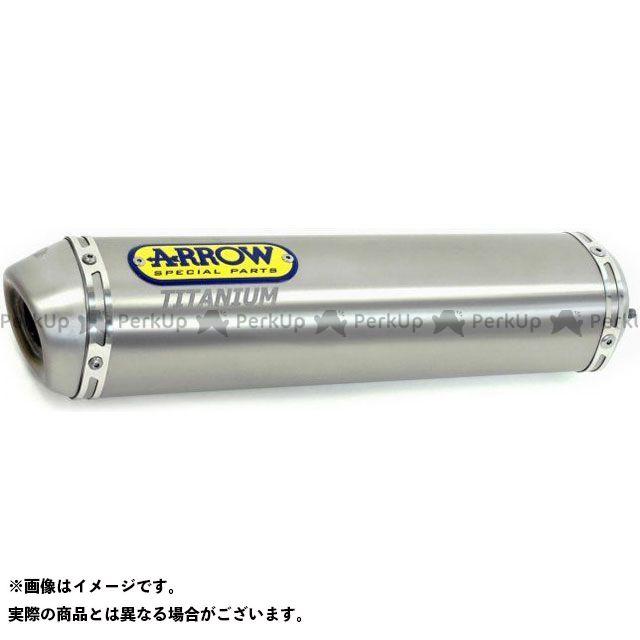 【無料雑誌付き】アロー FANTIC MOTOR 50ER-50MR IRON PRINTED LINK PIPE+HOMOLOGATED SILENCER MINI THUNDER OPEN VERSION   52611SU ARROW