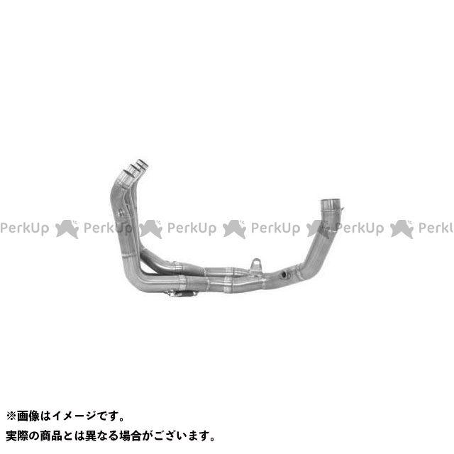 【無料雑誌付き】アロー HONDA CBR 600 RR 09 STAINLESS STEEL COLLECTORS 4:2:1 FOR MID-PIPE | 71392MI ARROW