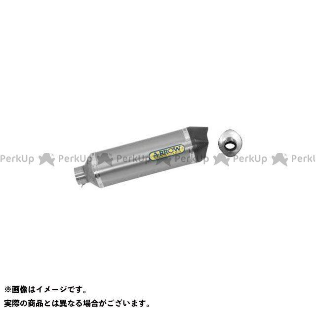 【無料雑誌付き】アロー KAWASAKI ZX-10 R 08 HOMOLOGATED TITANIUM RACE-TECH SILENCER WITH CARBON END CAP | 71728PKK ARROW