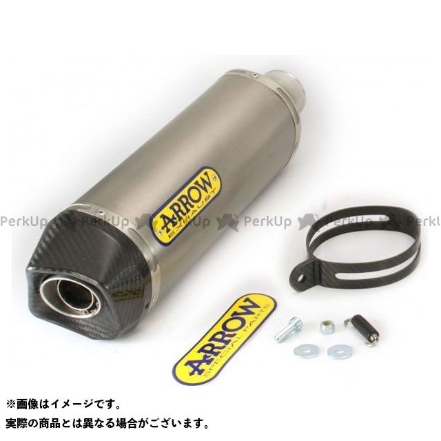 <title>アロー ARROW 限定特価 インナーサイレンサー マフラー エントリーで最大P19倍 BMW F 800 R 09-10 TITANIUM HOMOLOGATED SILENCER WITH CARBON END-CAP FOR STOCK AND COLLECTORS 71746PK</title>