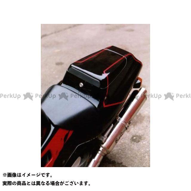 ブランド激安セール会場 ピラミッドプラスチック PYRAMID PLASTICS カウル エアロ 外装 無料雑誌付き VFR400R Honda 400 Unpainted R 完全送料無料 11090U VFR Seat Cowl 1989 1992