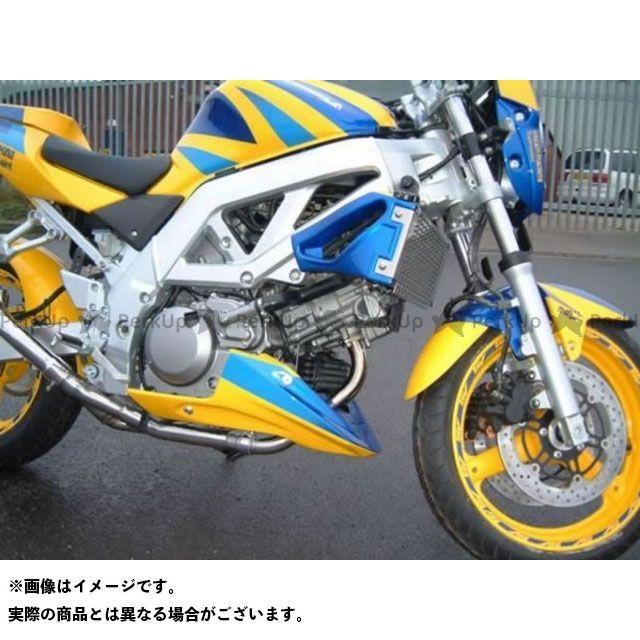<title>ピラミッドプラスチック PYRAMID PLASTICS カウル エアロ 外装 無料雑誌付き SV650 Suzuki SV 650 国内即発送 N Belly Pan Unpainted 2003 2015 20660U</title>