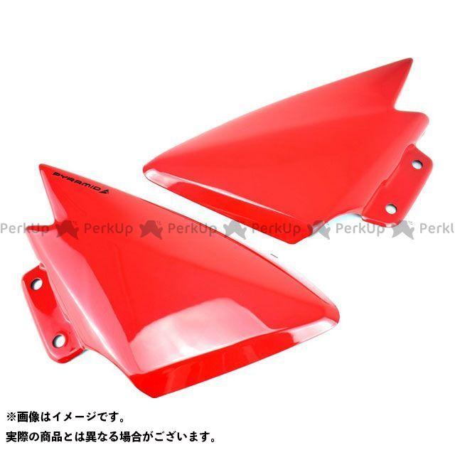 【無料雑誌付き】ピラミッドプラスチック MT-09 Yamaha MT-09 Infill Panels Metallic Red (Rapid Red) 2013>2016 | 22133G PYRAMID PLASTICS