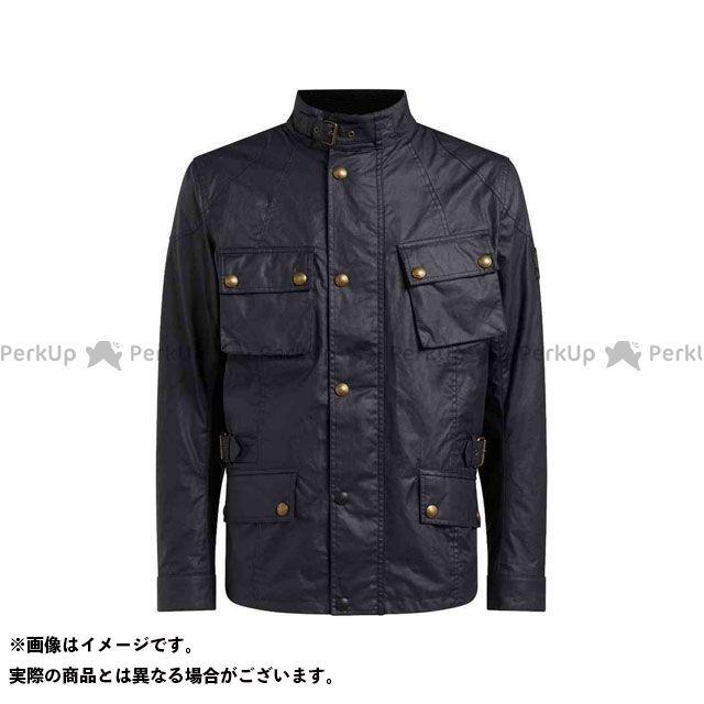【エントリーで最大P23倍】ベルスタッフ ライディングジャケット CROSBY ジャケット ワックスコットン ブラック サイズ:S Belstaff