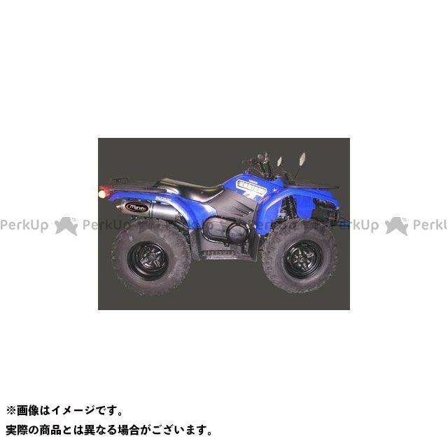 Single Wolverine アルミ(クワッド・4輪バイク)YFM 400/450 マービング Line Quad Oval Marving その他のモデル Big Kodiak/450 Atv 200