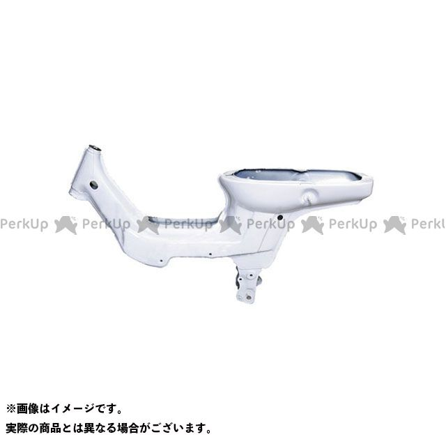 田中商会 シャリィ50 ダックス シャリィタイプフレーム カラー:ホワイト タナカショウカイ