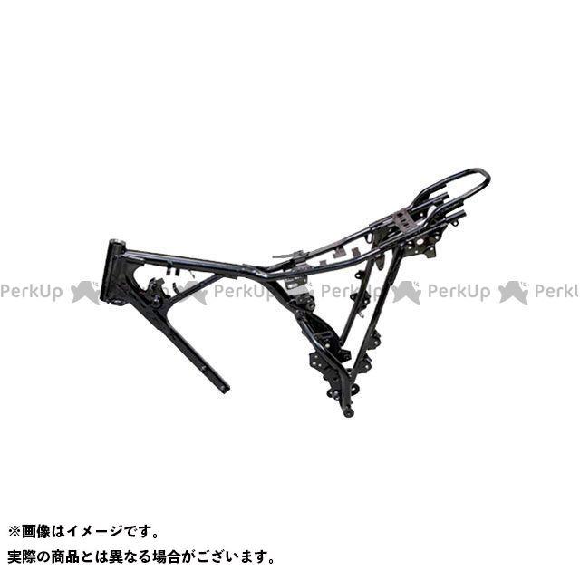 田中商会 エイプ100 メインフレーム エイプタイプフレーム ブラック