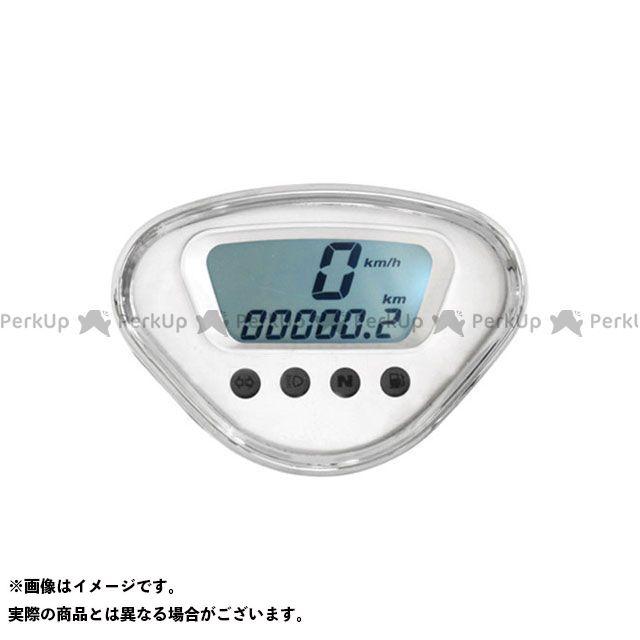 【エントリーで更にP5倍】田中商会 シャリィ50 ダックス ダックス シャリィ用 デジタルスピードメーター タナカショウカイ