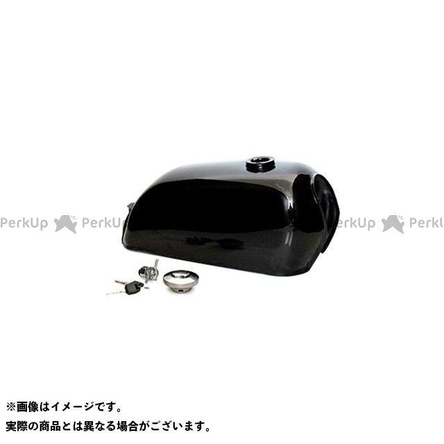 田中商会 エイプ50 エイプ用 タンク ブラック タナカショウカイ