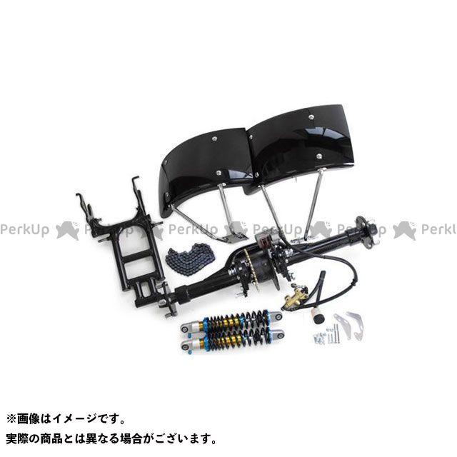 【エントリーで更にP5倍】田中商会 シャリィ50 ダックス ダックス用 DAXトライクキット タナカショウカイ