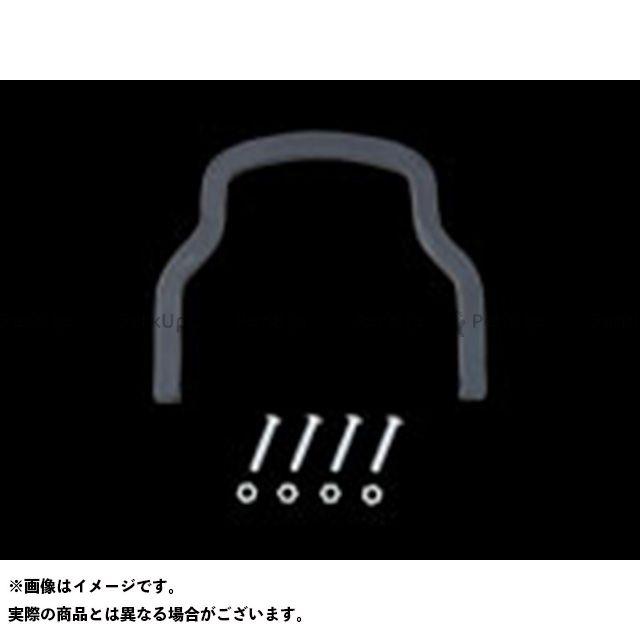 ネオファクトリー Neofactory 商品追加値下げ在庫復活 シーシーバー 外装 日本未発売 ハーレー汎用 7-1 2in ブラック メーカー在庫あり ショーティーシーシーバー