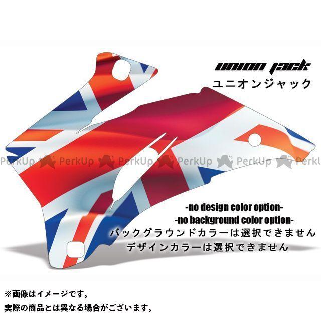 AMR ニンジャZX-10 専用グラフィック コンプリートキット デザイン:ユニオンジャック デザインカラー:選択不可 バックグラウンドカラー:選択不可 AMR Racing