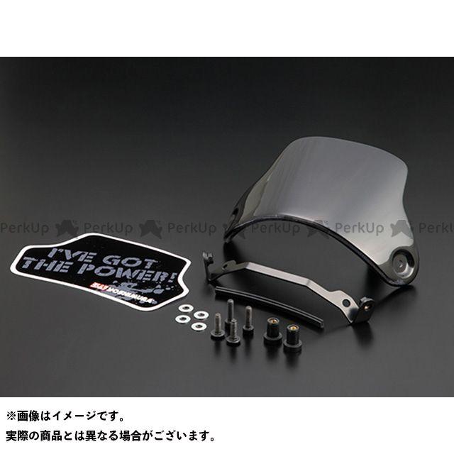 誕生日/お祝い ヨシムラ YOSHIMURA 完全送料無料 スクリーン関連パーツ 外装 無料雑誌付き CT125 未塗装 メーターバイザーセット ハンターカブ