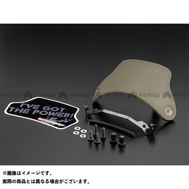 ヨシムラ YOSHIMURA スクリーン関連パーツ 外装 春の新作シューズ満載 ハンターカブ ブラウン CT125 SALENEW大人気 メーターバイザーセット