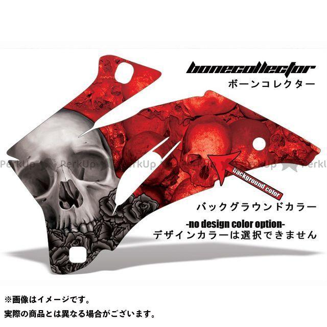 AMR ニンジャZX-6R 専用グラフィック コンプリートキット デザイン:ボーンコレクター デザインカラー:選択不可 バックグラウンドカラー:イエロー AMR Racing
