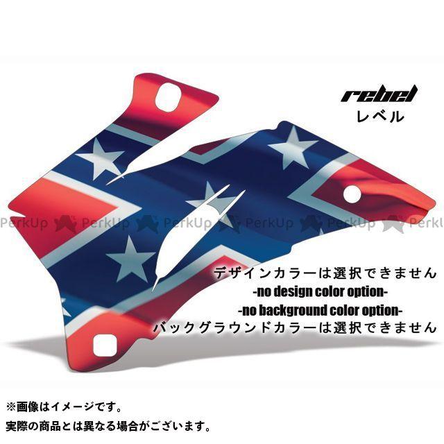 AMR ニンジャZX-6R 専用グラフィック コンプリートキット デザイン:リベル デザインカラー:選択不可 バックグラウンドカラー:選択不可 AMR Racing