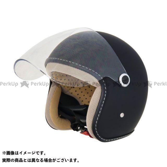 セプトゥー CJT ジェットヘルメット マットブラック ceptoo