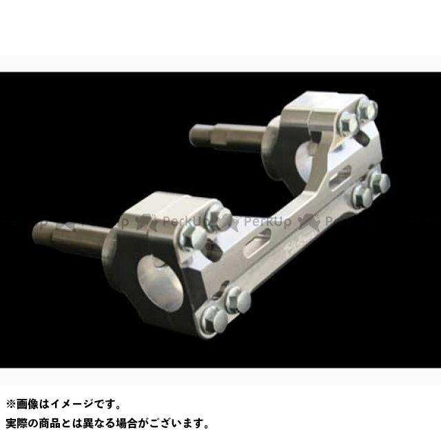 ライドエンジニアリング Ride Engineering RIDE(第4世代) ハンドルバーマウントキット(ラバー) 1 1/8(ファットバー・テーパーバー用) KX KXF KLX(05-13)