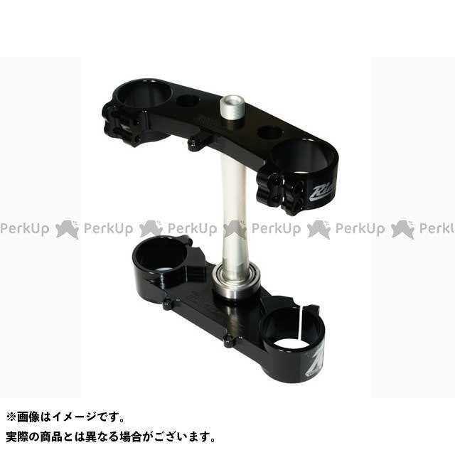 ライドエンジニアリング KX250F トリプルクランプキット KX250F 06-12 オフセット 仕様:21.5mm カラー:ブラック Ride Engineering