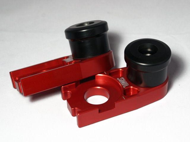 驚きの安さ SME WR250R WR250X スライダー類 WR250X ブロック Yamaha WR250X/WR250R用 アクスル レッド ブロック スライダー レッド, win-to-winセレクトショップ:de57a411 --- canoncity.azurewebsites.net