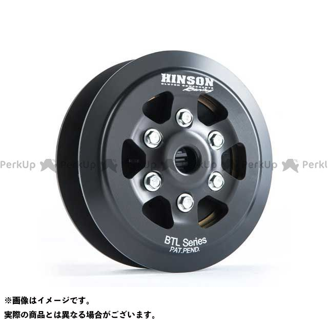 【エントリーで更にP5倍】ヒンソン RM-Z250 BTLシリーズ(スリッパークラッチ)インナーハブ/プレッシャープレートキット HINSON