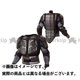 コミネ SK-677 X-セーフティジャケット カラー:ブラック サイズ:L KOMINE