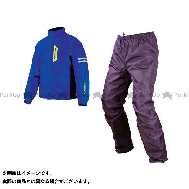 カラー:ディープブルー サイズ:2XL ブレイスターレインウェア コミネ KOMINE フィアート RK-539 メーカー在庫あり