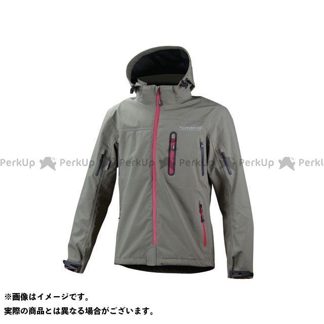 コミネ JK-555 WPプロテクション3L-パーカ レディース カラー:オリーブ サイズ:WS KOMINE