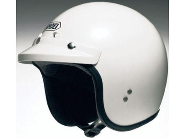 送料無料 SHOEI ショウエイ ジェットヘルメット TJ-72(ティージェイ-72) ホワイト 67-68cm