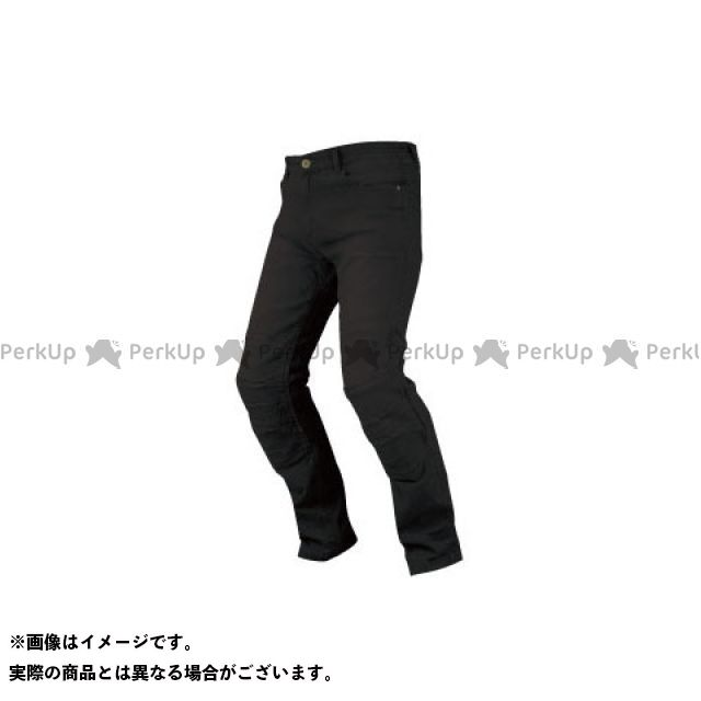 コミネ PK-726 フルイヤーケブラーデニムジーンズ カラー:ブラック サイズ:XL KOMINE