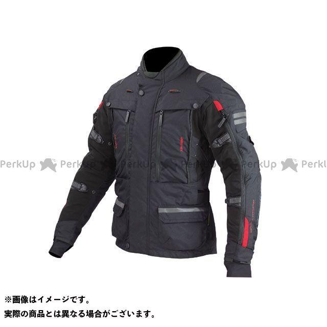 コミネ JK-574 フルイヤーツーリングジャケット ラーマII カラー:ブラック サイズ:5XLB KOMINE