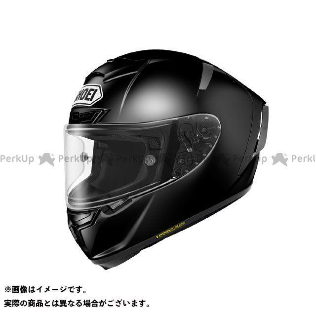 送料無料 SHOEI ショウエイ フルフェイスヘルメット X-Fourteen(エックス - フォーティーン) ブラック XS/53-54cm