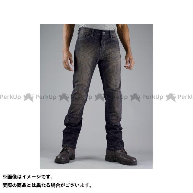 送料無料 コミネ KOMINE パンツ WJ-732R ジーンズ ブラック 4XLB/44