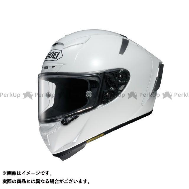 送料無料 SHOEI ショウエイ フルフェイスヘルメット X-Fourteen(エックス - フォーティーン) ホワイト XS/53-54cm