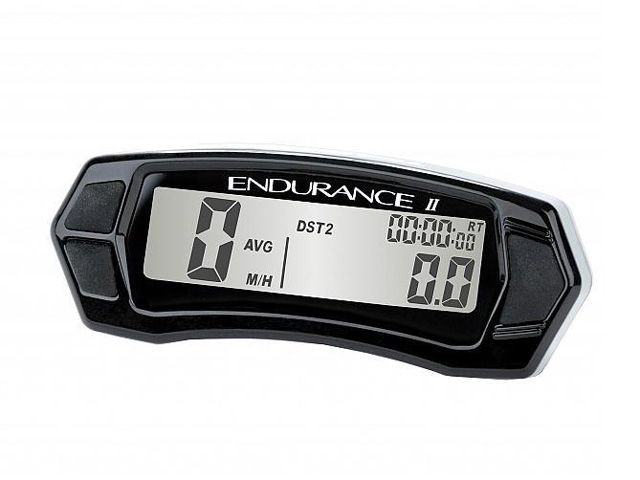 トレイルテック DR650 KDX200R KDX220R メーターキット関連パーツ デジタルメーターキット(Endurance II) ブラック