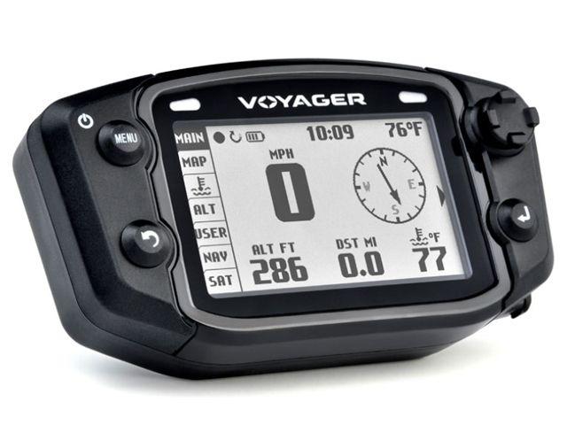 トレイルテック CR125R CR250R メーターキット関連パーツ VOYAGER GPS デジタルメーターキット 912-406