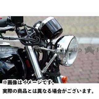 ゴールドメタル ST250 電装ステー・カバー類 パイプライトステー