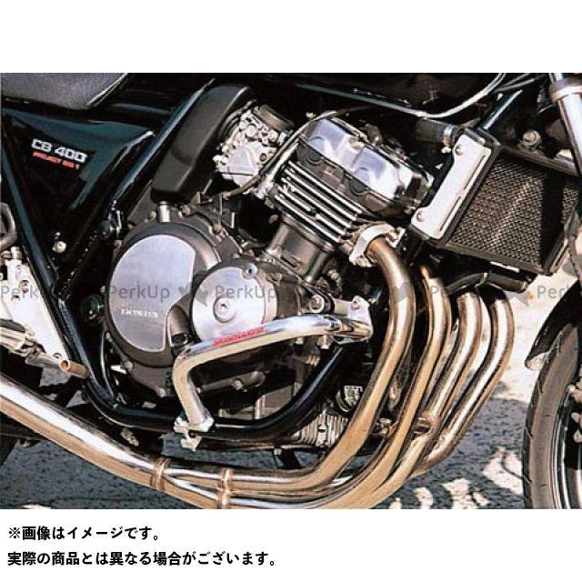 【お買い得!】 ゴールドメタル ゴールドメタル スラッシュガード CB400スーパーフォア(CB400SF) エンジンガード スラッシュガード エンジンガード レッド, あるやん:c392855c --- clftranspo.dominiotemporario.com