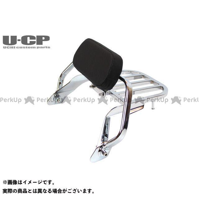 【エントリーで更にP5倍】ウチカスタム エックスフォー X4/X4LDバックレストリアキャリア付き Uchi Custom Parts
