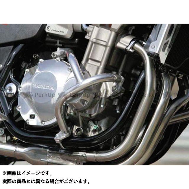 ゴールドメダル CB1300スーパーフォア(CB1300SF) スラッシュガード サブフレーム付 カラー:パープル GOLD MEDAL