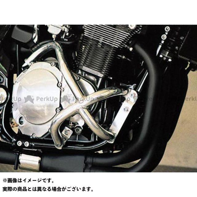 ゴールドメダル バンディット1200 GSF1200 スラッシュガード スタンダードタイプ カラー:バフ仕上げ GOLD MEDAL